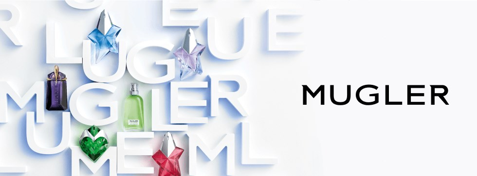 MUGLER Online Shop | parfumdreams