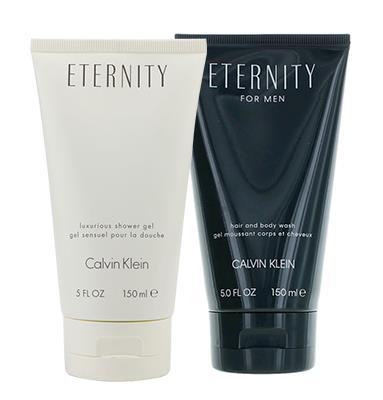 Calvin Klein Eternity for Men &  Women Shower Gel 150ml
