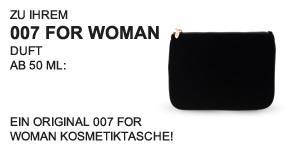 007 for Woman Kosmetiktasche - Teaser -