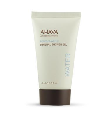 AHAVA Mineral Shower Gel 40 ml - LandingPage1 -