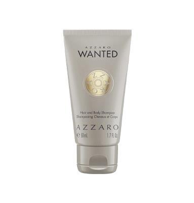 Azzaro Wanted Hair & Body Shampoo 50ml
