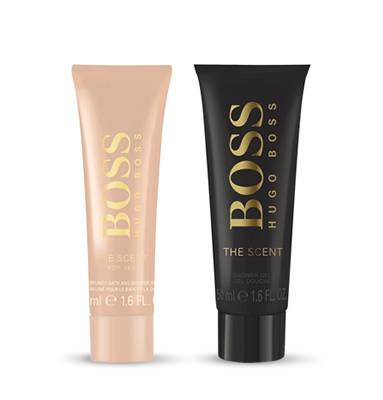 BOSS THE SCENT SHOWERGEL 50 ml