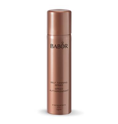 Babor Self Tan Spray 150 ml - LandingPage1 -