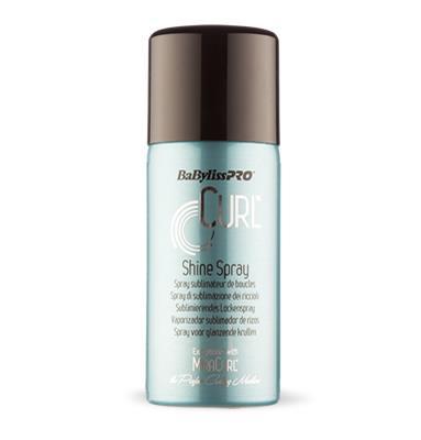 Babyliss Curl Shine Spray 142 ml - LandingPage1 -
