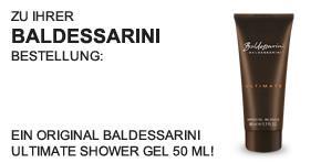 Baldessarini Ultimate Showergel 50 ml - Teaser -