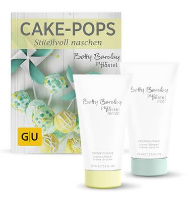 Betty Barclay Cremedusche 75ml + Backbuch