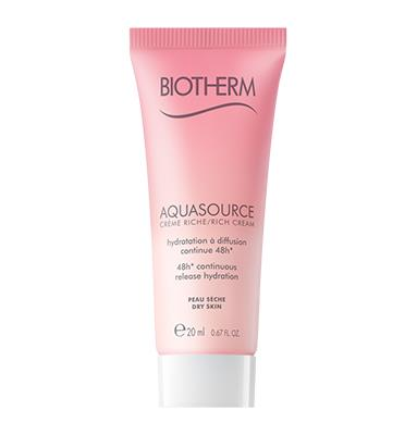 Biotherm Aquasource Crème Riche 20ml