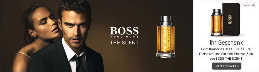 Boss The Scent Miniatur