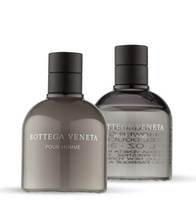 Bottega Veneta pour Homme Showergel oder After Shave Balm 30 ml - LandingPage1 -
