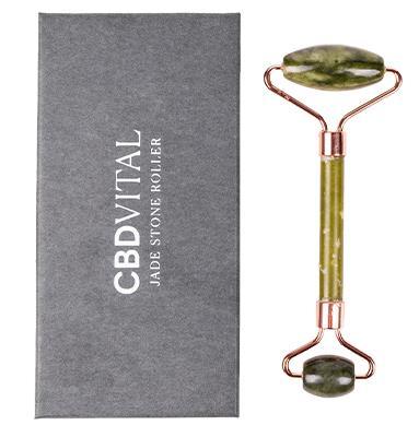 CBD VITAL Jade Stone Roller