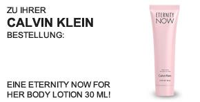Calvin Klein Eternity Now Body Lotion 30 ml - Teaser -