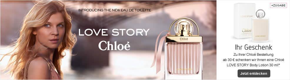 Chloé LOVE STORY Body Lotion 30 ml