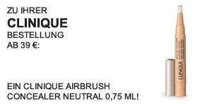 Clinique Airbrush Concealer 0,75 ml - Teaser -
