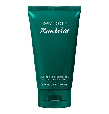 Davidoff Run Wild All-In-One Shower Gel 150ml