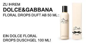 Dolce&Gabbana Dolce Floral Drops Duschgel 100 ml - Teaser -