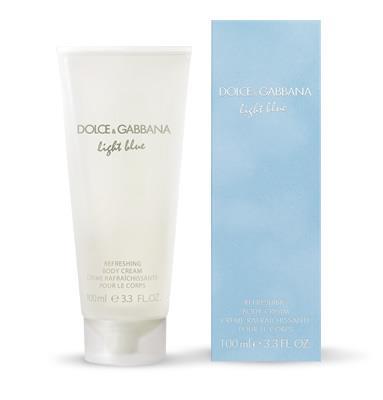 Dolce&Gabbana Light Blue Body Lotion - LandingPage1 -