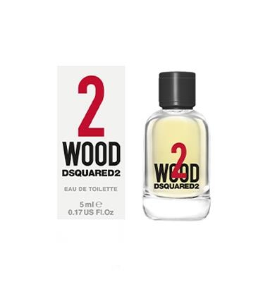 Dsquared2 2 Wood EdT 5ml