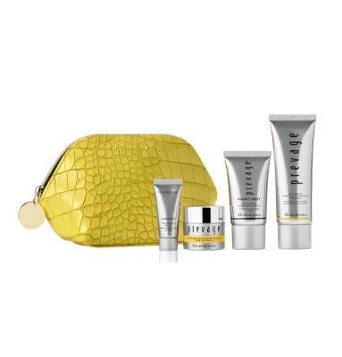 Elizabeth Arden Kosmetiktasche mit 4 Luxusminiaturen