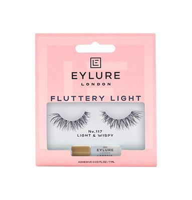 Eyelure Fluttery Light Wimpern