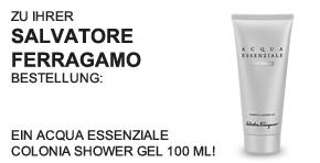 Ferragamo Acqua Essenziale Colonia Showergel 100 ml - Teaser -
