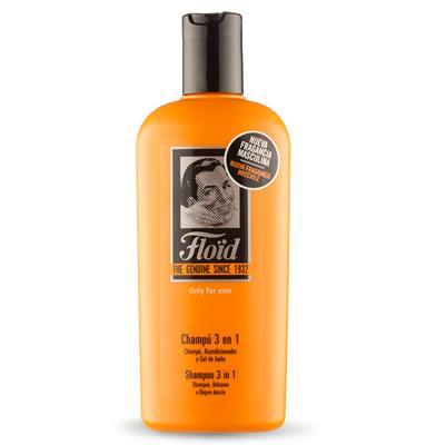 Floid 3 in 1 Shampoo 250 ml - LandingPage1 -