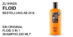 Floid 3 in 1 Shampoo 250 ml - Teaser -
