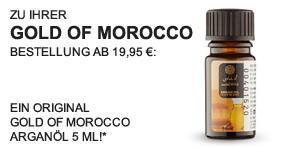 Gold of Morocco Arganöl - Teaser -