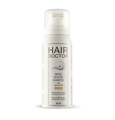 Hair Doctor Magic Mousse Shampoo 50 ml - LandingPage1 -