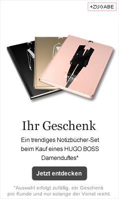 Hugo Boss Notizbuch-Set