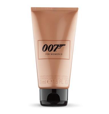 James Bond 007 II Body Lotion 50 ml - LandingPage1 -