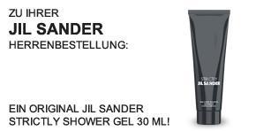 Jil Sander Strictly Shower Gel - Teaser -