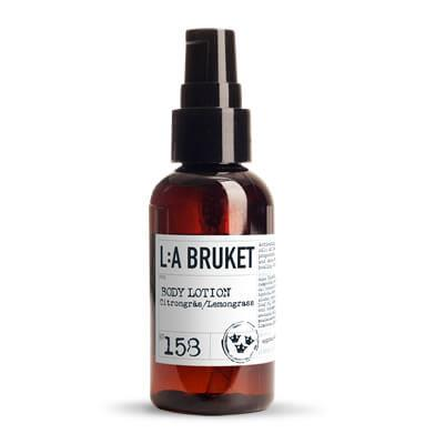 L:A Bruket Body Lotion Lemongrass 60 ml