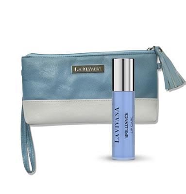 La Vivana Lip Care Roll On & Beauty Bag - LandingPage1 -
