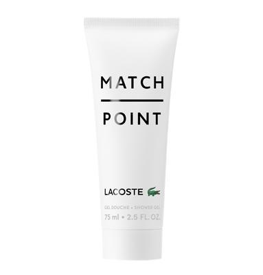 Lacoste Matchpoint Showergel 75ml