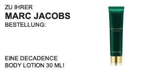 Marc Jacobs Decadence Body Lotion 30 ml! - Teaser -