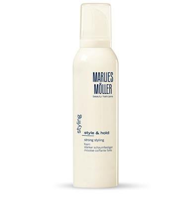 Marlies Möller Strong Styling Foam  - LandingPage1 -