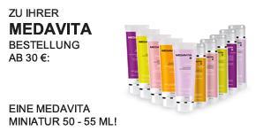 Medavita Miniatur 50-55 ml - Teaser -