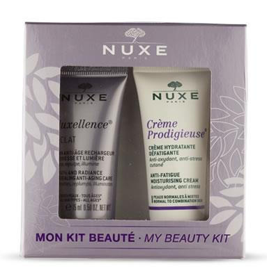 Nuxe My Beauty Kit - LandingPage1 -