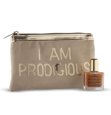 Nuxe Tasche + Huile Prodigieuse Or 10 ml - LandingPage1 -