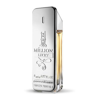 Paco Rabanne 1 Million Lucky Miniatur 5 ml