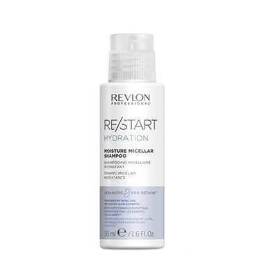 Revlon Restart Hydration Mini Shampoo 50ml