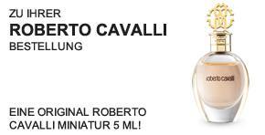 Roberto Cavalli Miniatur - Teaser -