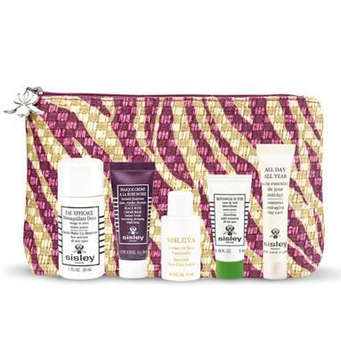 SISLEY Tassche mit 5 Produkten in Reisegröße - LandingPage1 -