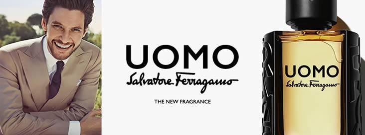 Salvatore Ferragamo UOMO Purse Spray 5ml