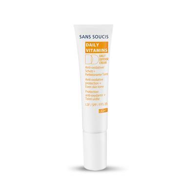 Sans Soucis DD Cream Light 15 ml - LandingPage1 -