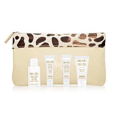 Sisley Tasche mit 4 Produkten in Reisegröße - LandingPage1 -
