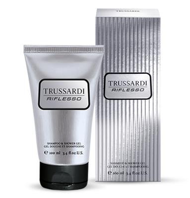 Trussardi Riflesso Shampoo & Shower Gel 100 ml