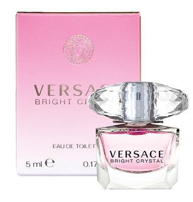 Versace Bright Crystal EdT 5ml