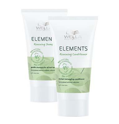 Wella Elements Renew Set