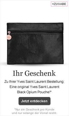 Yves Saint Laurent Black Opium Pouch